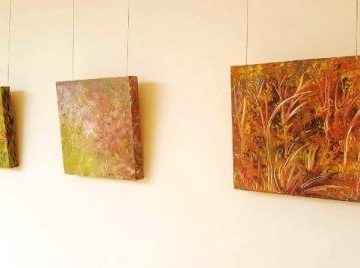 Mary Grey Art in Atrium Gallery