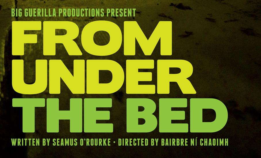 from under the bed at backstage theatre