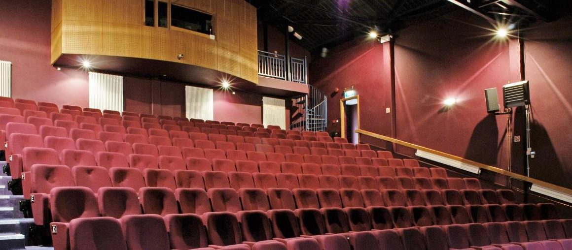 Auditorium in Backstage Theatre
