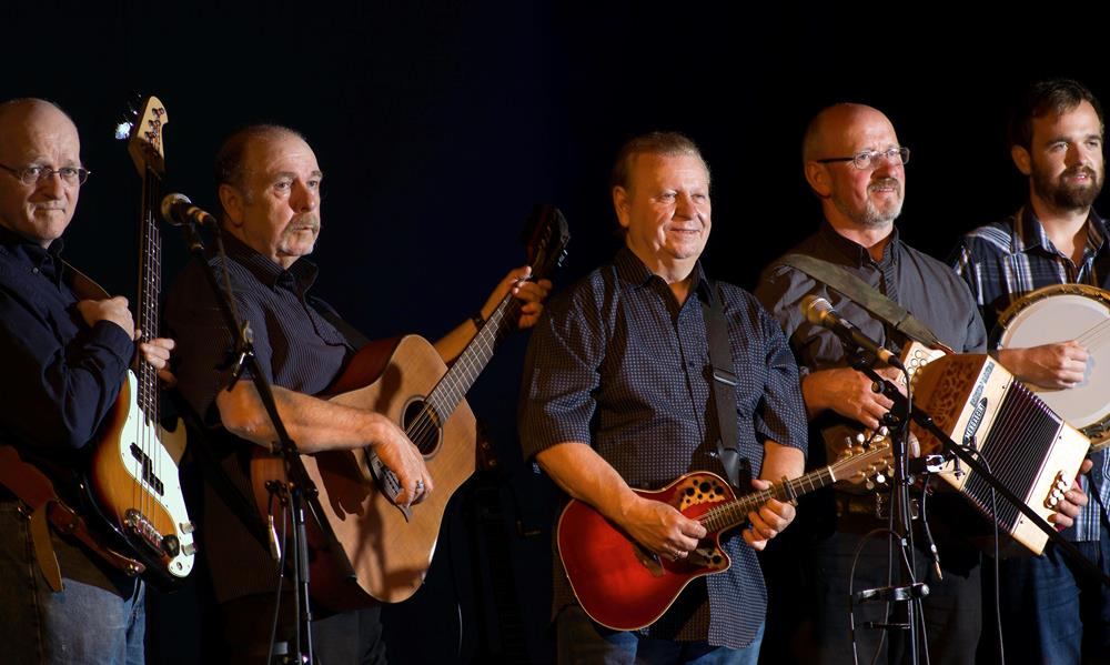 The fureys at Backstage Theatre