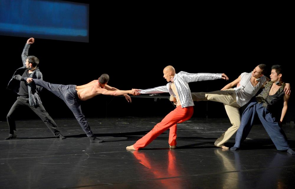 Hereos and Solo for C by Marguerite Donlon Donlon Dance Collective at Backstage