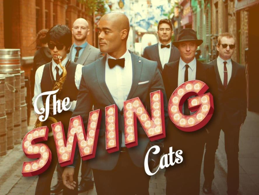 The Swing Cats at Backstage Theatre